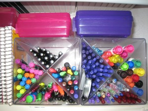 It's school supply time. Stock up your writer supplies. Bet I need more pens, I'm getting low on my stash.