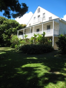 Bailey House Museum of the Maui Historical Society in Wailuku.
