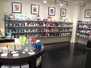 Need a tea pot? Or mug? Or tea bag holder? You might be able to find one here.